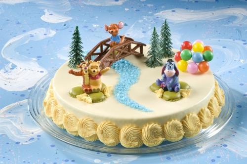 1 winnie pooh tortendekoset tortendeko geburtstag ebay - Winnie pooh kuchen deko ...